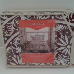Opalhouse Medallion Duvet Cover Set Twin/XL